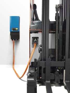 litiumjonbatteri btreflex toyota