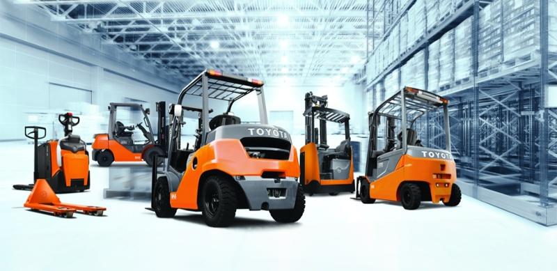 full range toyota trucks